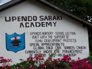 upendo_school_sign